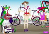 Game Student lady dressup