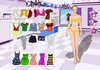 Game Shopping style dressup