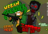 Game Urban soldier zombies
