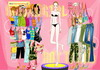 Game Active girl dressup