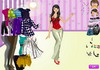 Game A true girl fashion dressup