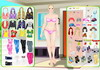 Game Casual sporty wear dressup