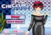 Game Checkered fashion dressup
