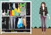 Game Pastel color clothes dressup