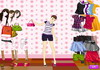 Game Choosing summer style dressup