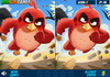 Game Angry birds differences