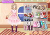 Game Cool girl dressup