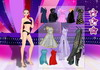 Game Fashionable night dressup