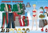 Game Nordic winter dressup
