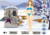 Game Lauren snow dressup