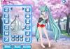Game Hatsune miku dressup