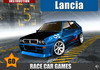 Game Lancia car differences