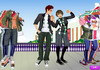 Game Happy together fashion dressup