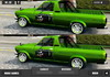 Game Sedan trucks differences