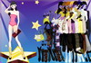 Game Stars and fashion dressup