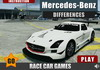 Game Mercedes Benz differences