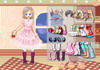 Game Teen fashion girl