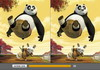 Game Panda in action difference