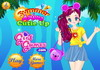 Game Summer anime cutie up