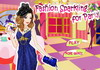 Game Fashion sparkling for party