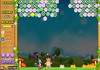 Game Dora bắn hoa rơi