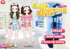 Game Cute nursing style dress up