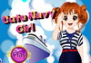 Game Cute navy girl